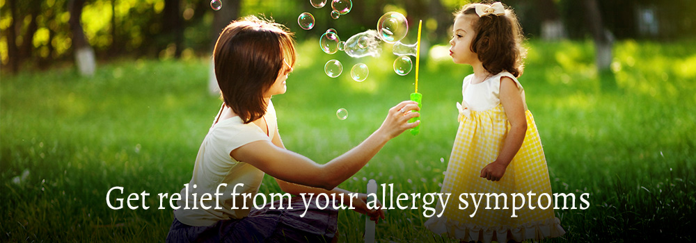 Get Relief From Your Allergy Symptoms