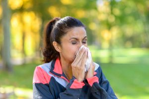 6 Tips to Help You Exercise More Comfortably with Allergies