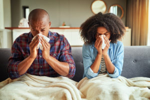 How to Tell the Difference Between a Cold, the Flau, and Allergies