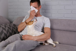 Tips for the Allergy Prone Pet Lover