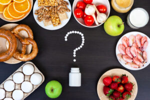 Four Physical Differences Between Food Allergies and Food Sensitivity